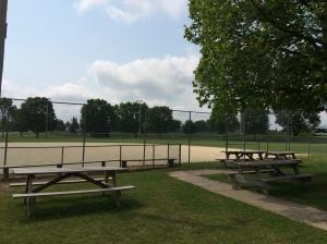 Keller Park Ballfield
