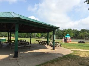 Keller Park Ballfield Pavilion