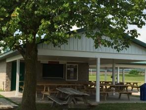 Keller Park Kitchen Pavilion
