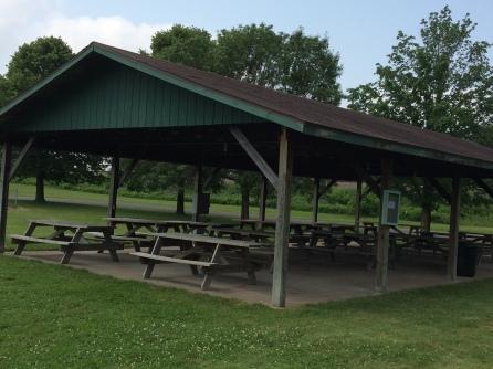 Keller Park Pond Pavilion